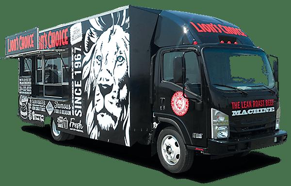 Lion's Choice Mobile Kitchen