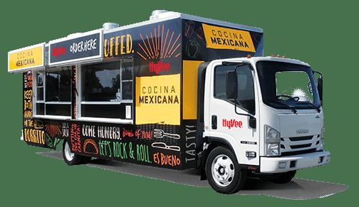 Hyvee Cocina Mexicana Food Truck
